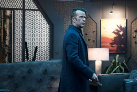 "THE EXPANSE -- ""Salvage"" Episode 108 -- Pictured: Thomas Jane s Detective Josephus Miller -- (Photo by: Rafy/Syfy)"