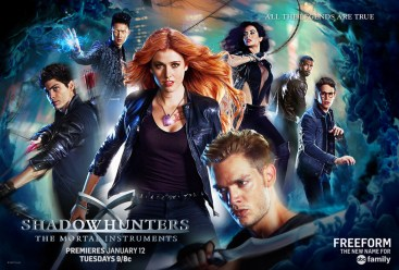 Shadowhunters promo a 1-26-16