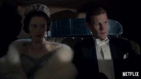 The Crown - Elizabeth & Philip