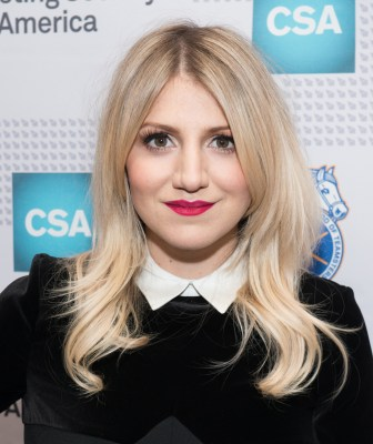 THE ROCKY HORROR PICTURE SHOW:  Annaleigh Ashford has been cast as Columbia in THE ROCKY HORROR PICTURE SHOW, which is set to air Fall 2016 on FOX.  (Photo by Noam Galai/WireImage)