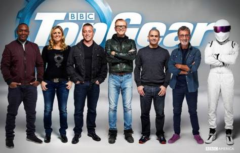 Top Gear's Magnificent Seven