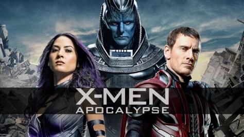 X-Men - Apocalypse Banner