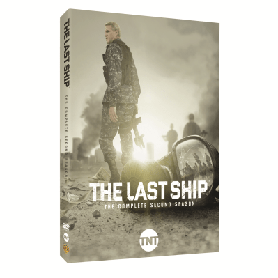 The last Ship S2_DVD Box Art