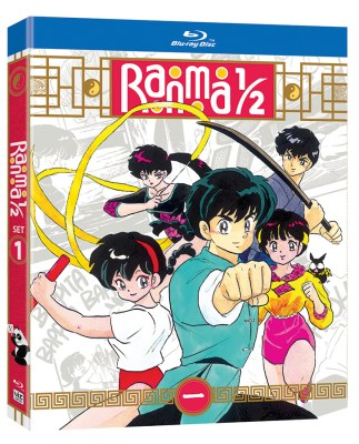 Ranma Set1 Bluray Standard Edition 3D