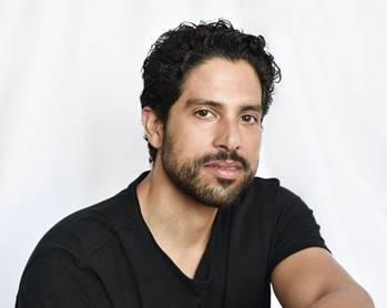 Adam Rodriguez by Jack Aresenault