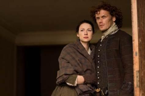 Outlander - Claire & Jamie