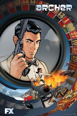 ARCHER --Key Art
