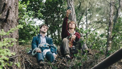 Swiss Army Man - Checking for Bars