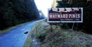 Wayward Pines signs 2 7-29-16