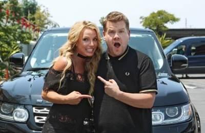 Britney - Carpool