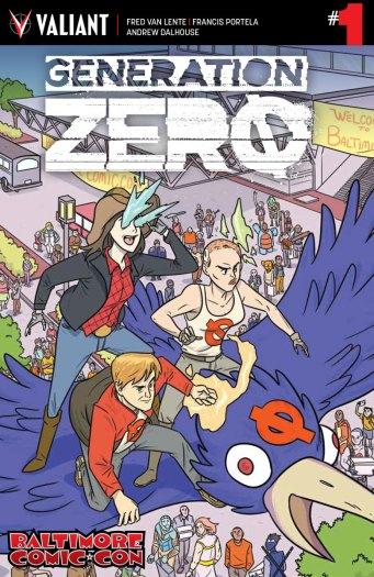 Generation Zero Baltimore