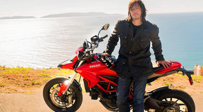 AMC Gives Ride with Norman Reedus 5th Season; Adds Fan Vote!