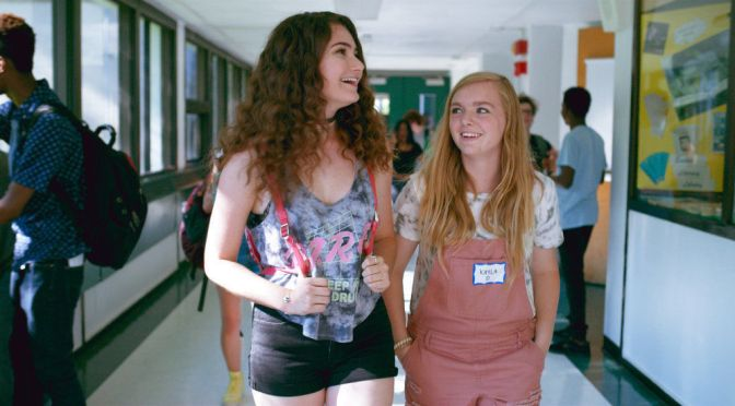 "Elsie & Emily: BFFs in ""Eighth Grade"""