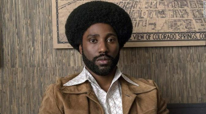 John David Washington: BlacKkKsman & a Baller