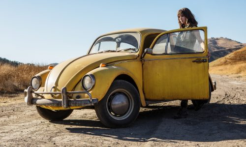 Bumblebee – The Best Transformers Movie Comes to Home Video!