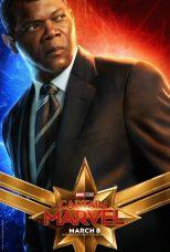 Captain Marvel - Agent Nick Fury (Samuel L. Jackson)