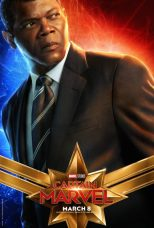 Captain Marvel - Agent Nick Fury (Samuel L. Jackson)