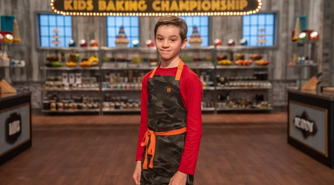 Misha Jones Bakes His Way to the Kids Baking Championship