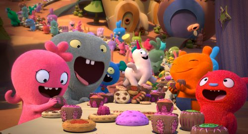 Another Swing and Another Miss Trailer: UglyDolls!
