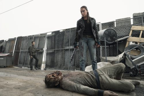 First Look Photos: Fear the Walking