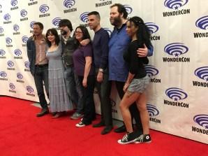 NOS4A2 cast and crew