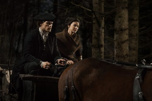 """OUTLANDER"" SEASON FIVE STARTS PRODUCTION IN SCOTLAND!"