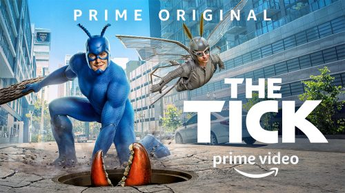 The Tick: Season 2 – Smart, Funny, Poignant and More Than a Bit Crazy!
