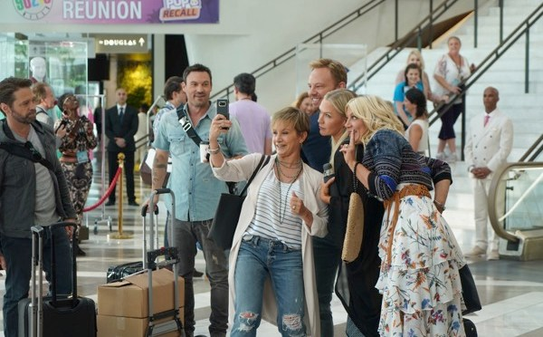 Beverly Hills 90210 Returns and I couldn't be Happier! Michelle's Review