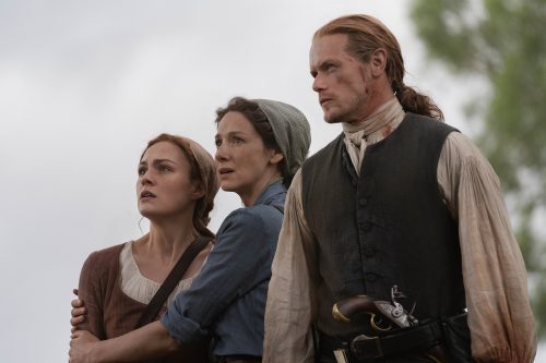 STARZ ANNOUNCES OUTLANDER SEASON FIVE PREMIERE DATE AND NEW YORK COMIC CON 2019 PANEL!