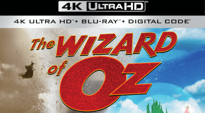 Wizard of OZ Goes 4K UHD!!!!! It's my Dream UHD Release!