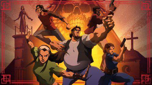 Seis Manos: Martial Arts, Magic and Vengeance!