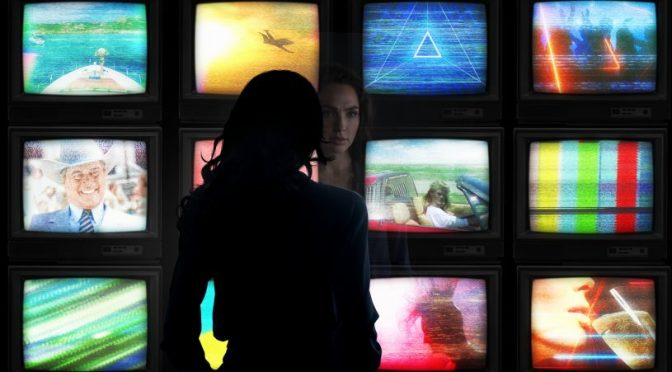 Welcome to the Future Trailer: Wonder Woman 1984!