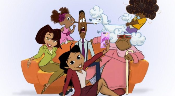 Disney+ Resurrects Groundbreaking Animated Series with The Proud Family: Louder and Louder!