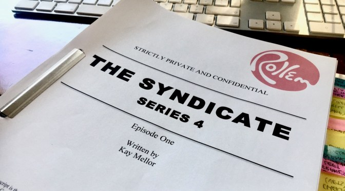 New Series/Season of The Syndicate Coming for Britbox!
