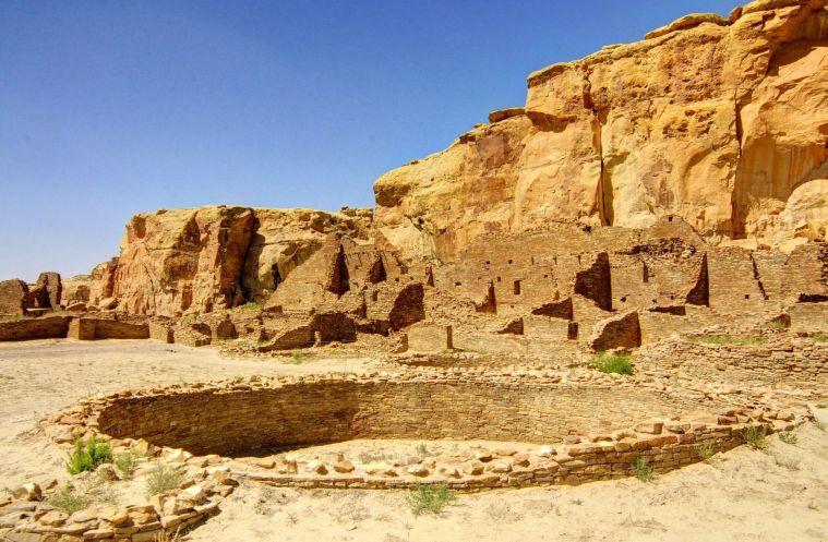 Chaco Canyon 006