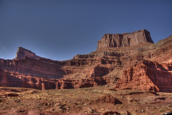 Canyonlands National Park - Potash Road