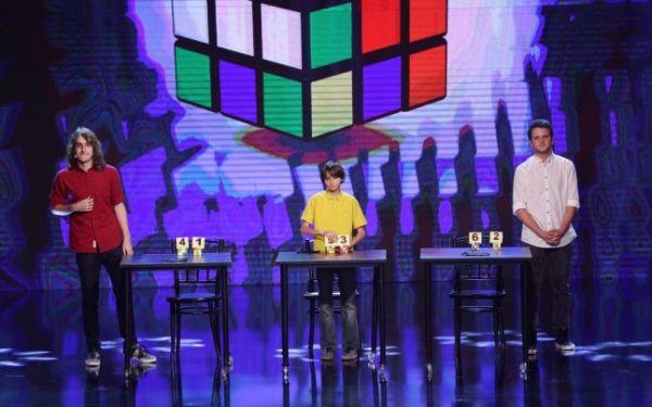 finala romanii au talent 2015 speed cubing