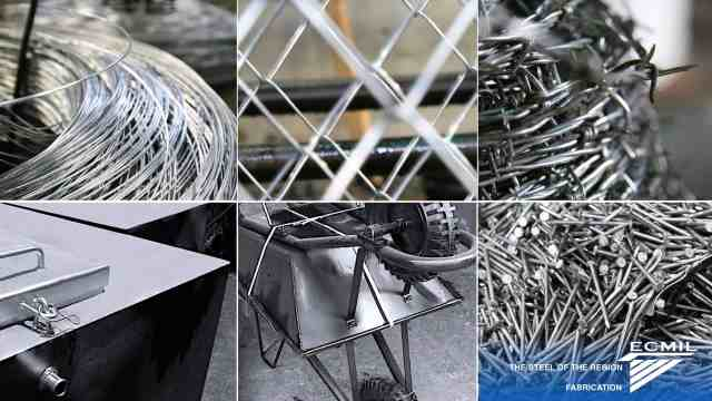 ECMIL- Items of Steel Fabrication