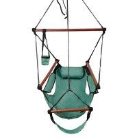 Hammock Chair Swing Seat Indoor Outdoor Garden Patio Yard ...