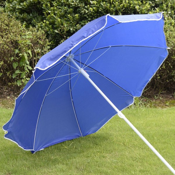 Double Folding Chair with Umbrella