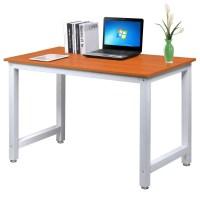 Modern Office Computer Laptop Wooden Desk Study Table ...