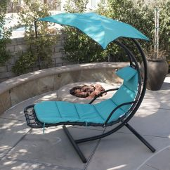 Hammock Chair With Canopy Best Desk For Gaming Hanging Chaise Lounger Arc Stand Air Porch Swing