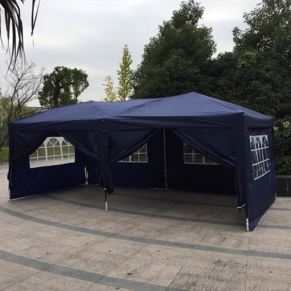 Pop Up Canopy Tents with Sidewalls