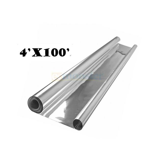 Sheet 3 Mil Reflective Mylar Roll - Year of Clean Water