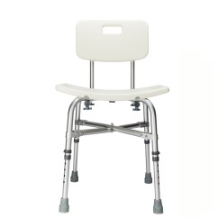 Shower Chair For Elderly Christmas Covers Australia 6 Position Height Adjustable Heavy Duty Medical