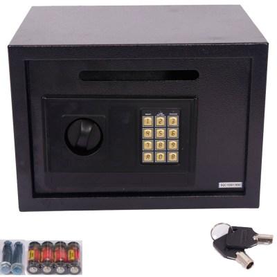 Digital Depository Electronic Safe Boxs Cash Slot Drop Off ...