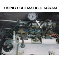1 x cylinder pressure gauge 1 x long pipe 2 x metal pipes 4 x metal adapetrs [ 1005 x 1005 Pixel ]