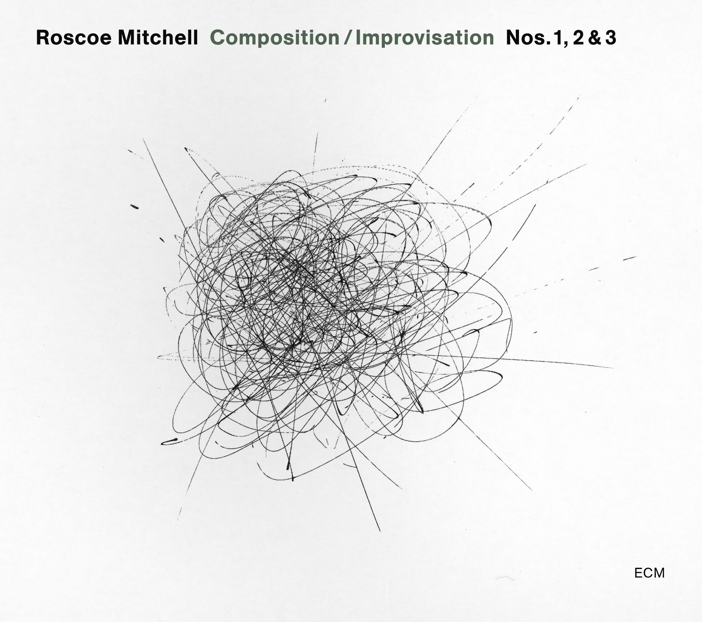 Crossing Reeds: Roscoe Mitchell and Evan Parker on ECM