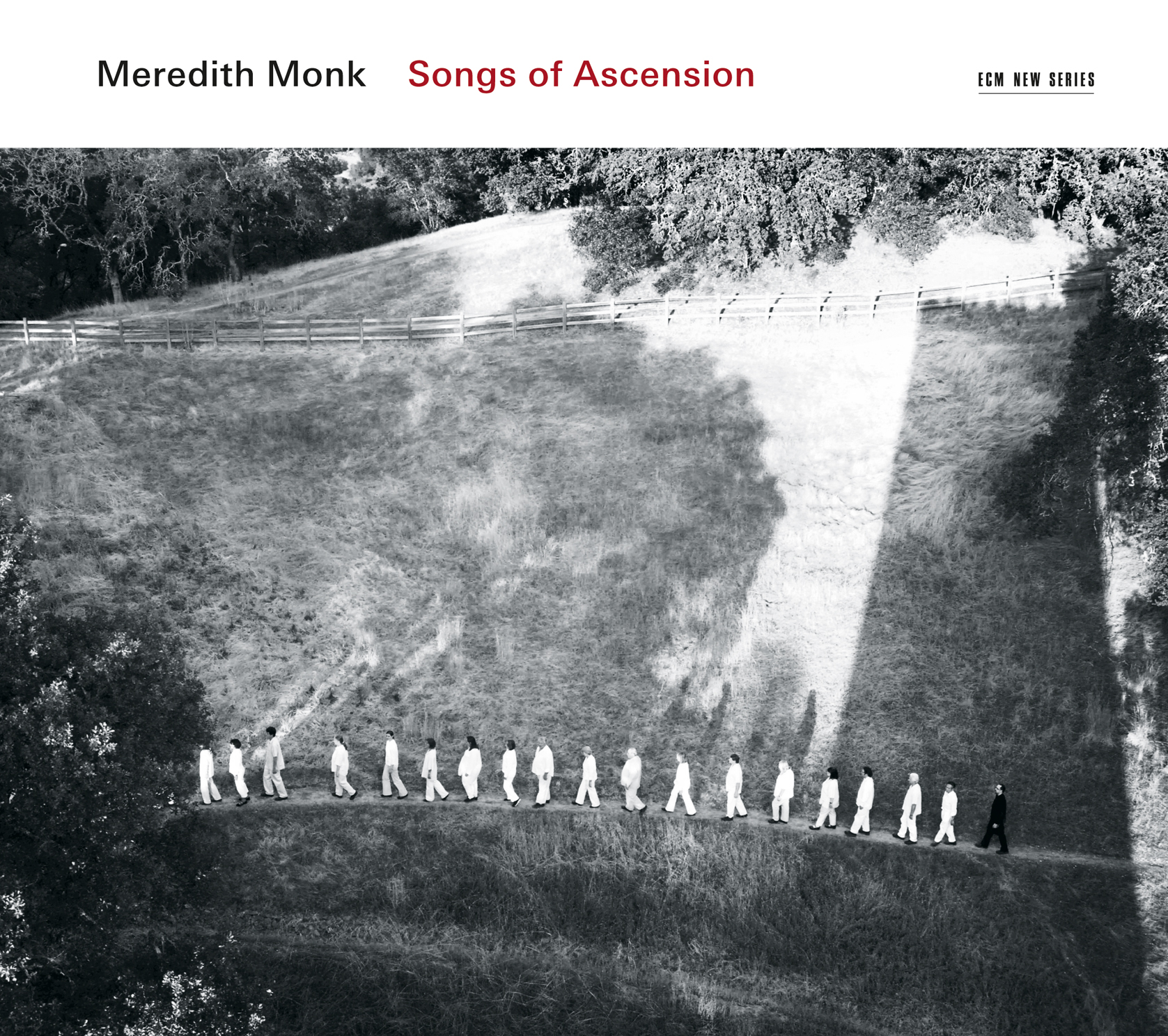 Meredith Monk  between sound and space ECM Records and Beyond