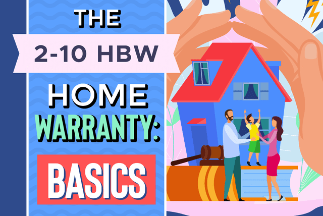 2 to 10 home warranty